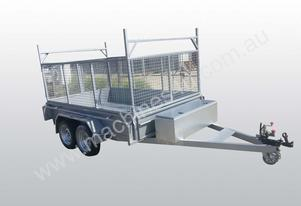 Western Trailers And Engineering CAGE TRAILERS