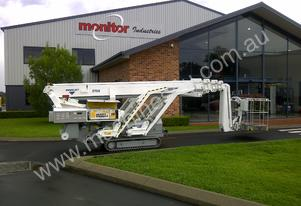2012 Omme 2750 RDBJ 27.5 m Crawler Mounted Spider Lift