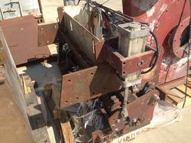 Heavy Duty GRANULATOR for Plastic, Rubber &  Wood - picture9' - Click to enlarge