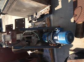 Heavy Duty GRANULATOR for Plastic, Rubber &  Wood - picture10' - Click to enlarge