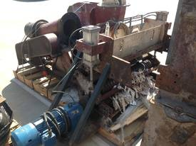 Heavy Duty GRANULATOR for Plastic, Rubber &  Wood - picture11' - Click to enlarge