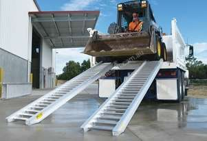 Heavy Duty Aluminium Loading Ramps