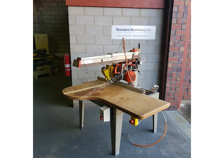 Omga Radial 700 Radial Arm Saw
