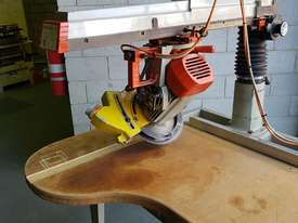 Omga Radial 700 Radial Arm Saw - picture5' - Click to enlarge