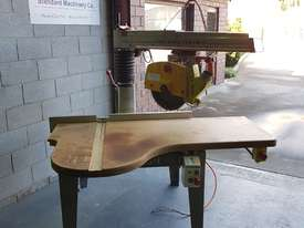 Omga Radial 700 Radial Arm Saw - picture6' - Click to enlarge