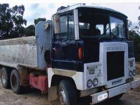 TIPPER TRUCK SCAMMELL - picture3' - Click to enlarge