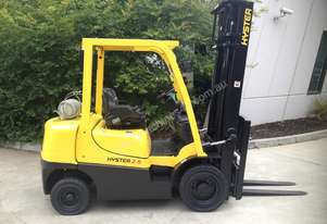 Hyster H2.5TX Couterbalance Forklift
