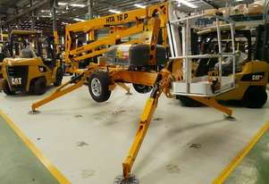 Haulotte Trailer Mounted Boom Lift |  HTA 19P