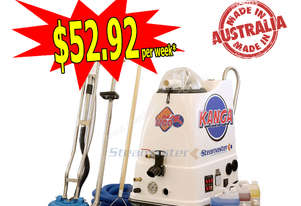 Sabrina Kanga 1200 w Pre-Heater & Auto Fill/Empty Carpet, Upholstery, Tile and Grout Cleaning