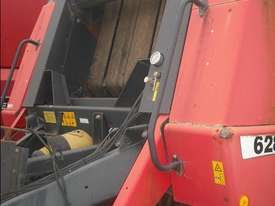 Case IH 628 Round Baler Hay/Forage Equip - picture2' - Click to enlarge