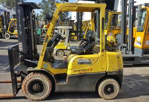 2.5T Counterbalance Forklift - Used