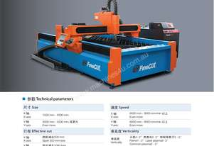 Plasma Cutting Machines - Plate, Pipe, Plate & Pipe and Structure