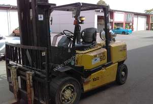 Yale   5ton Forklift