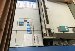 Bürkle multifoiler m8 (thermoform laminating machine)