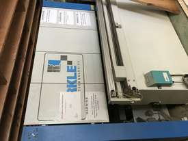B�rkle multifoiler m8 (thermoform laminating machine) - picture0' - Click to enlarge