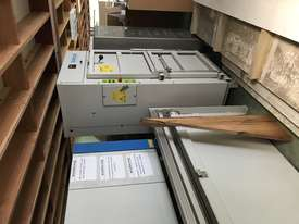 B�rkle multifoiler m8 (thermoform laminating machine) - picture1' - Click to enlarge