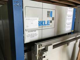 B�rkle multifoiler m8 (thermoform laminating machine) - picture2' - Click to enlarge
