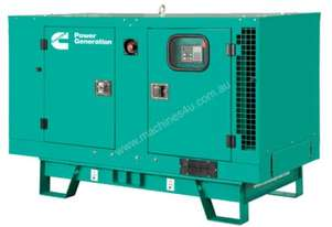 Cummins 27.5kva Three Phase CPG Diesel Generator