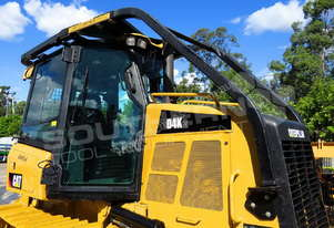 Caterpillar D4K D4K2 Dozers Screens & Sweeps DOZSWP