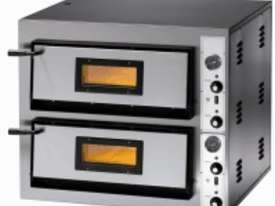 Fimar FME4+4 Electric pizza oven double deck - picture0' - Click to enlarge
