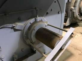 900 kw 1200 hp 4 pole 6600 v AC Electric Motor - picture1' - Click to enlarge