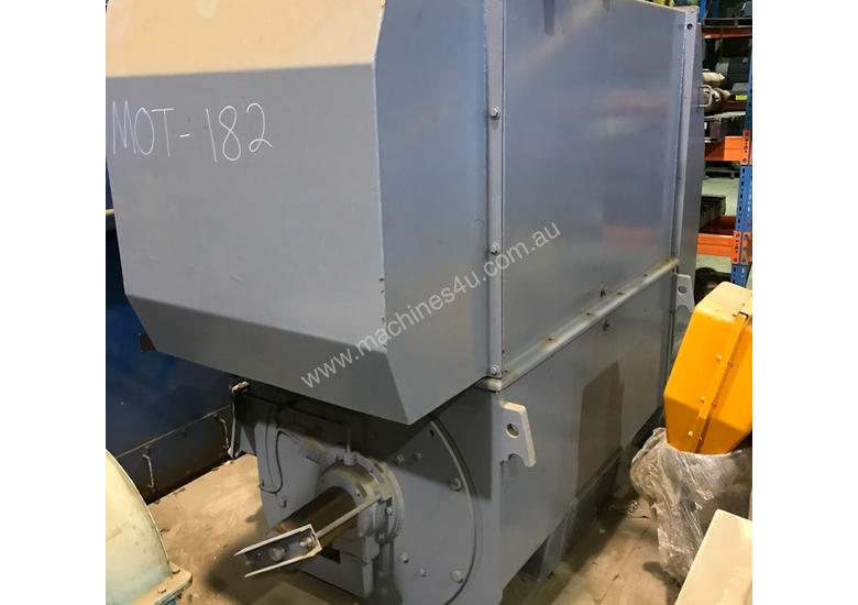 900 kw 1200 hp 4 pole 6600 v AC Electric Motor