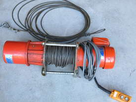 Winch Electric 400kg Capacity, 11.5 - 18 m/min - picture0' - Click to enlarge
