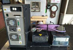 UV Curing lamps 2  with Power Supply & Cables