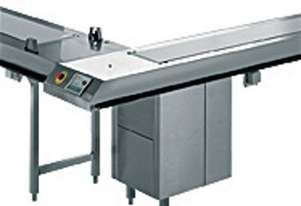 Rieber GSV-11 - 11000mm Food Distribution Conveyor Belt