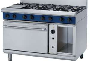 Blue Seal Evolution Series G58D - 1200mm Gas Range Convection Oven