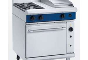 Blue Seal Evolution Series G54C - 750mm Gas Range Convection Oven