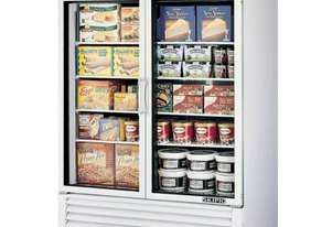 Skipio SGF-49 Glass Merchandiser Freezer