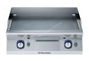 Electrolux 700XP 7FTGHSS00 800mm wide Gas Fry Top Griddle