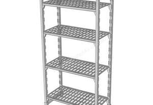 EZ Shelving 4 Tier Shelving Set - 910mm