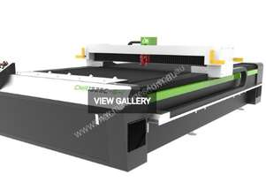 NEW! LARGE FORMAT METAL TUBE CO2 LASER CUTTER