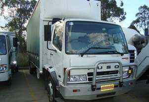 Fuso Fighter 1627 Curtainsider Truck