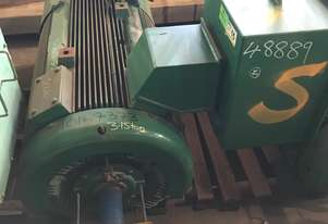 335 kw 450 hp 6 pole 3300 volt AC Electric Motor
