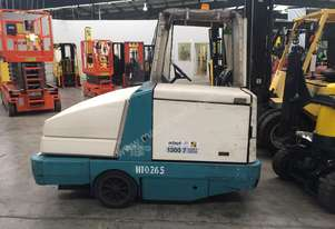 Good Condition Sweeper/Scrubber