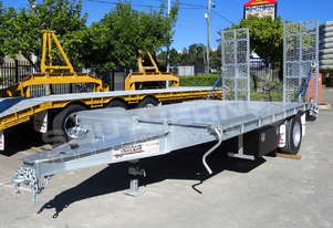 Interstate Trailers Custom 9 Ton Tag Trailer