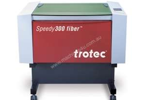 The Speedy 300 Fiber is a powerful, intelligent machine.
