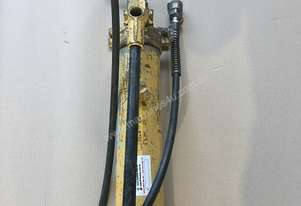 Enerpac Hydraulic P80 Hand Pump Two Speed Steel Body