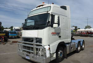 2009 Volvo FH13 6x4 Integrated Sleeper Cab Prime Mover - In Auction