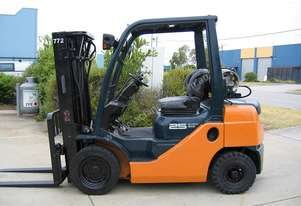 Toyota Forklift 97% new. Super Low hours