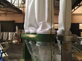 GJ Wheeler 3 Bag Dust Collector - picture0' - Click to enlarge