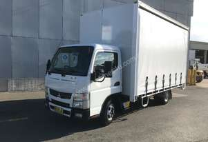 Mitsubishi Canter 515 Narrow Curtainsider Truck