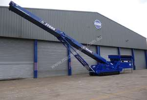 EDGE FTS65 Feeder Track Stacking Conveyor |  High capacity tracked hopper feeder