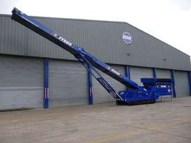 EDGE FTS65 Feeder Track Stacking Conveyor |  High capacity tracked hopper feeder  - picture0' - Click to enlarge