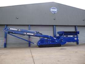 EDGE FTS65 Feeder Track Stacking Conveyor |  High capacity tracked hopper feeder  - picture1' - Click to enlarge