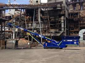 EDGE FTS65 Feeder Track Stacking Conveyor |  High capacity tracked hopper feeder  - picture2' - Click to enlarge