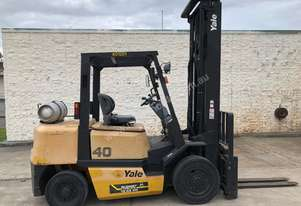 4T LPG Counterbalance Forklift